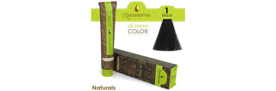 Oil cream color Naturali