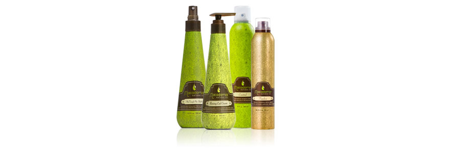 Natural Oil Styling