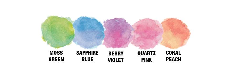 Color Sync Watercolors