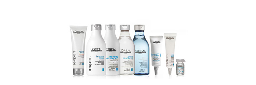 Serie Expert Cleanse and Control - Scalp care