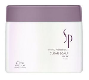 Wella SP Clear Scalp Mask 400ml