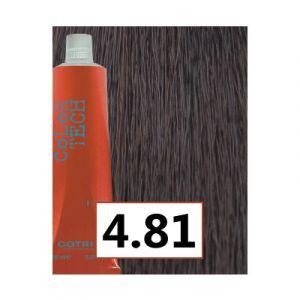 Cotril Color Tech - 4.81 - Cacao Ghiaccio 150ml