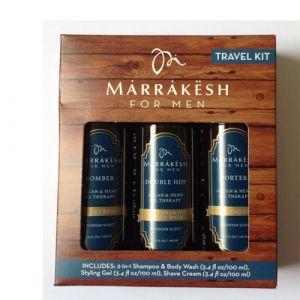 Marrakesh For Men Travel Kit