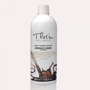 That'so Miracle Dark Lotion 12% DHA Mocaccino 1000ml