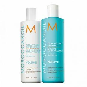 Moroccanoil Kit Extra Volume Shampoo 250ml + Extra Volume Conditioner 250ml