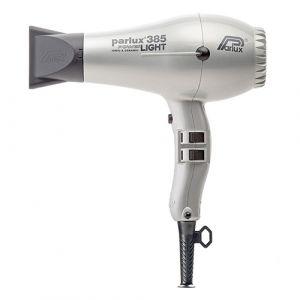 Parlux 385 Powerlight Ionic & Ceramic Argento