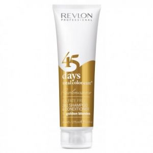 Revlonissimo Color Care Golden Blondes Shampoo & Conditioner 275ml
