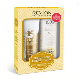 Revlonissimo - 45days Duo Pack Golden Blondes