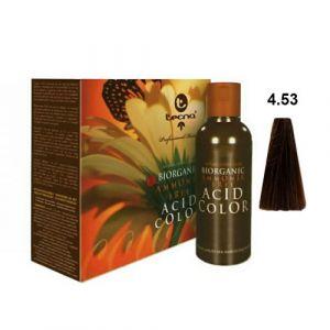 Tecna NCC 4.53 Castano Wood Intenso Biorganic Acid Color 3x130ml