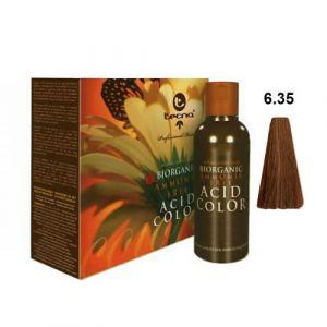 Tecna NCC 6.35 Biondo Scuro Wood Naturale Biorganic Acid Color 3x130ml