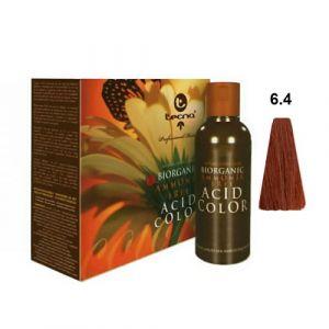 Tecna NCC 6.4 Biondo Scuro Rame Biorganic Acid Color 3x130ml