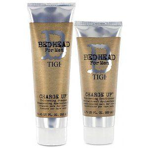 Tigi B for men Kit Charge Up Thickening Shampoo 250ml + Conditioner 200ml