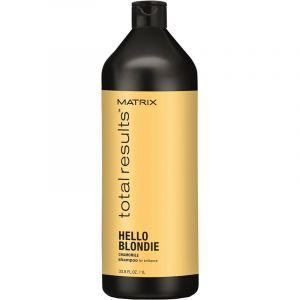 Matrix Total Results Hello Blondie Shampoo 1000ml