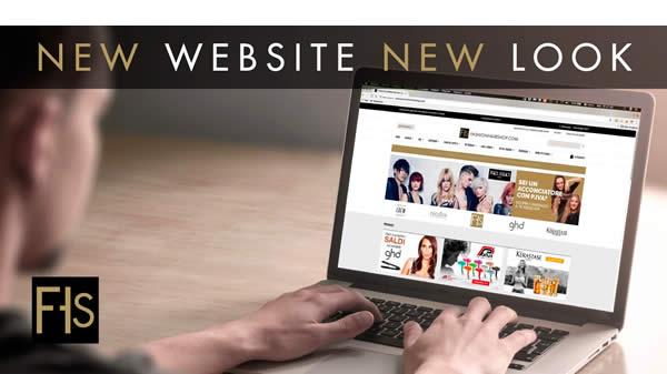 NEW WEBSITE NEW LOOK